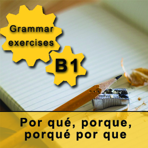 difference between porque and por qué in spanish
