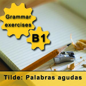 accent mark rules in Spanish spanish lessons free grammar exercises