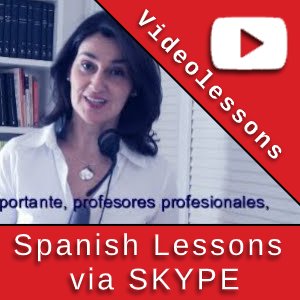 Spanish Lessons via SKYPE