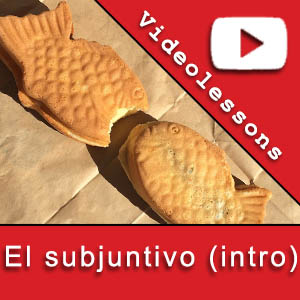 Videolessons 40 el subjuntivo intro