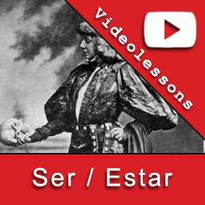 basic differences between ser and estar in Spanish