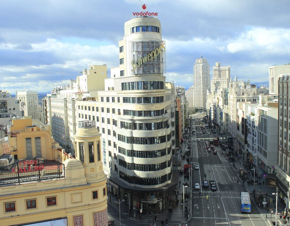 start studying spanish in madrid this summer