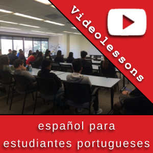 spanish for portuguese students