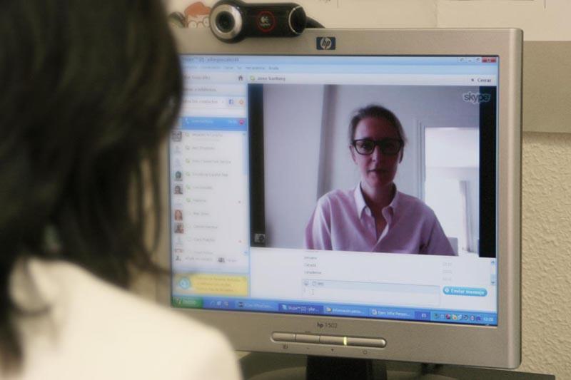 Clases de español por Skype. Aprender español online