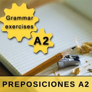 PREPOSICIONES A2