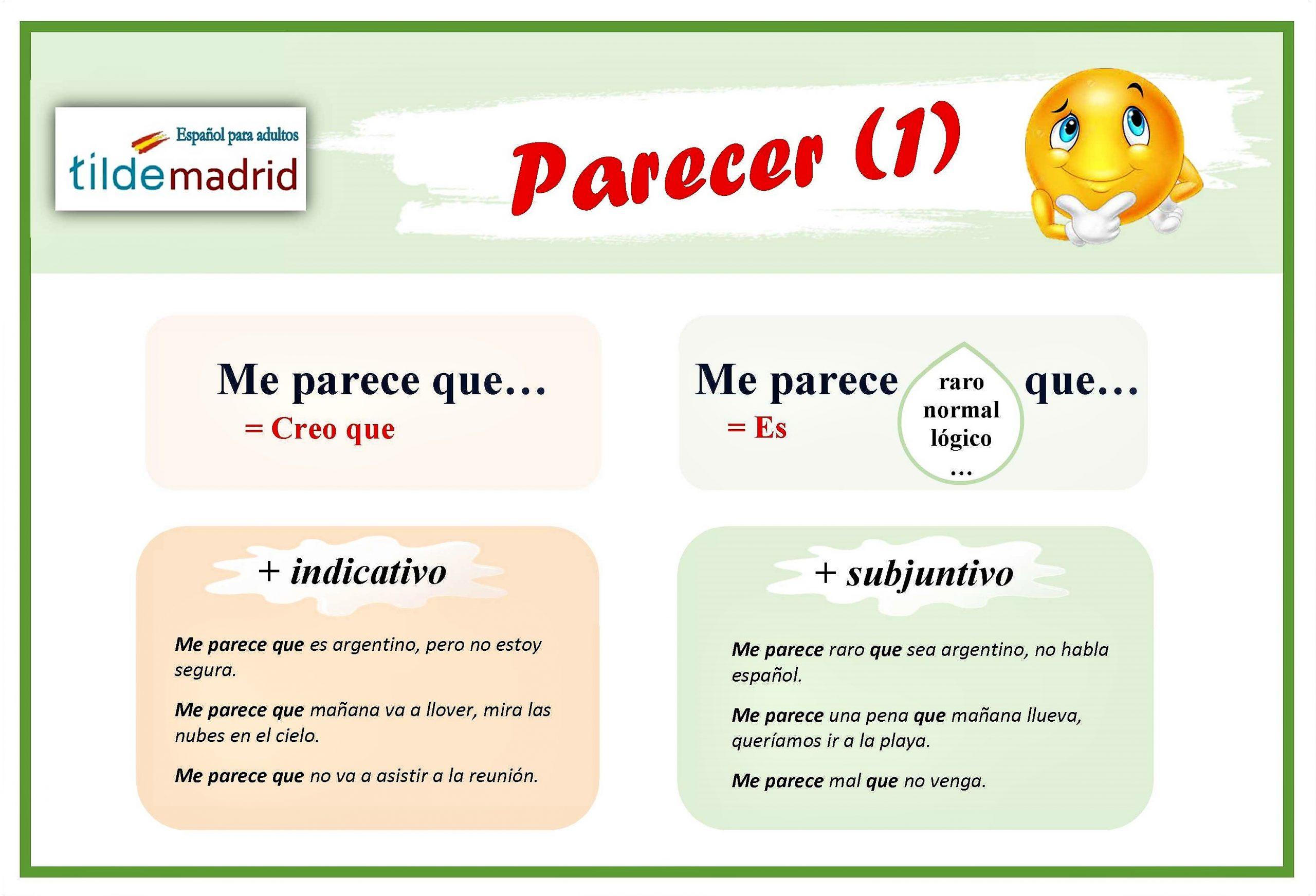 VERBO PARECER (1)