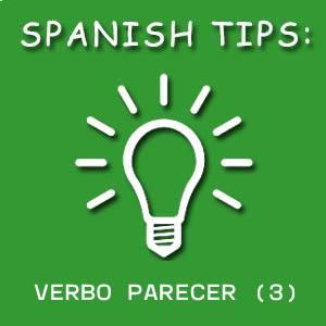 VERBO PARECER (3)
