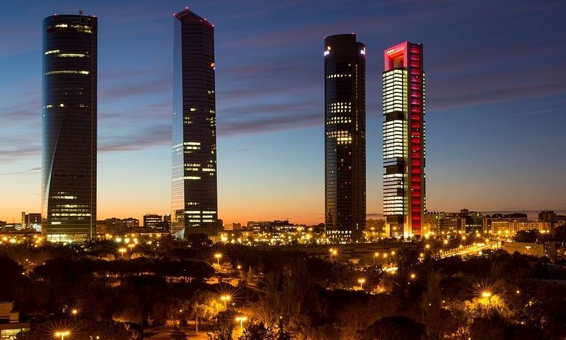 September in Madrid learn Spanish immersion course